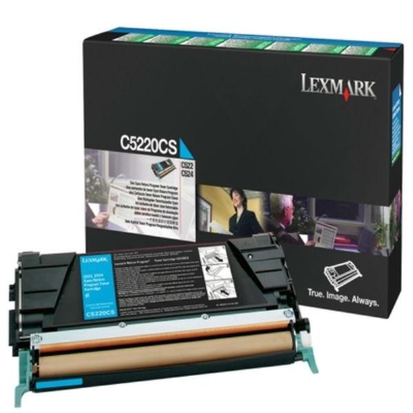 Lexmark C5220CS Κυανό