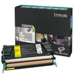 Lexmark C5220YS Κίτρινο