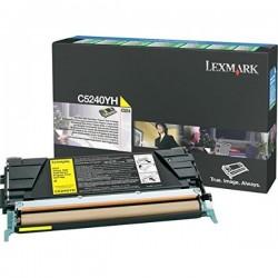 Lexmark C5240YH Κίτρινο