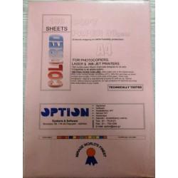 Χαρτί εκτύπωσης Α4 Ροζ 80gr 100φ