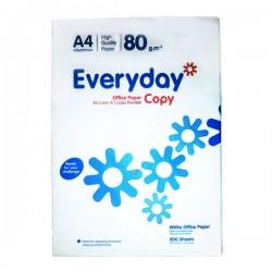 Χαρτί εκτύπωσης Everyday Α4 80gr 500φ