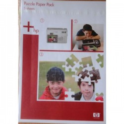 HP Puzzle paper pack