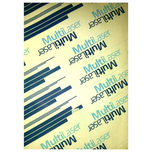 Χαρτί εκτύπωσης Multilaser Α3 80gr 500φ