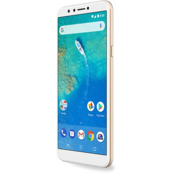 General Mobile AndroidOne GM 8 Gold
