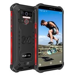 "Oukitel WP5 5.5"" Black-Red"