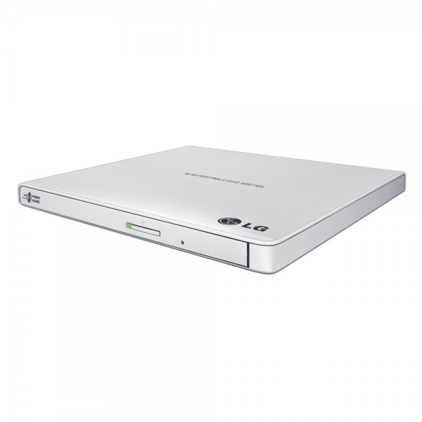 Hitachi-LG GP57EW40 Slim Portable DVD Writer