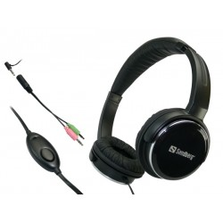 Sandberg Home'n Street Headset Black