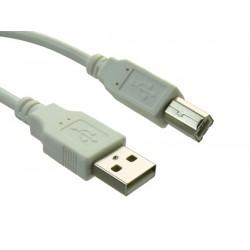 Sandberg USB2 A-B 2m SAVER