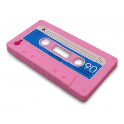 Sandberg Cover 4-4S retro tape Pink