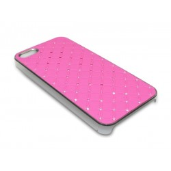 Sandberg Bling Cover iPh5-5S Diamond Pink