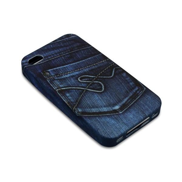 Sandberg Print Cover 4-4S Jeans Pocket