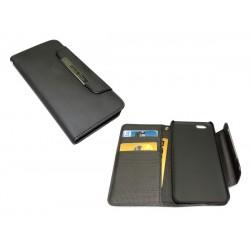 Sandberg Flip wallet iPhone 6 Blackskin
