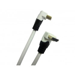 Sandberg HDMI 1.4 19M-19M, 1.5m angled