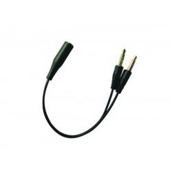 Sandberg Headset converter (Mobile) to PC