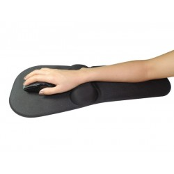 Sandberg Mousepad with Wrist + Arm Rest